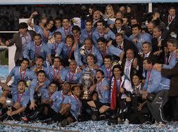 Uruguay campeon