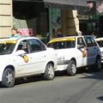 taxis parana aumentan