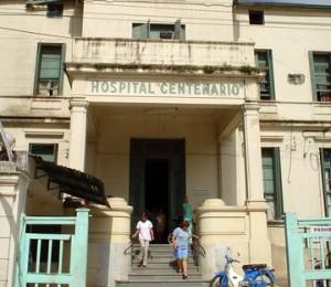 hospital centenario gchu