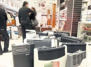 venta de estufas