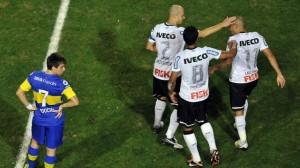 Boca-Corinthians