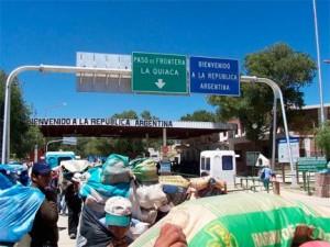 frontera argentina