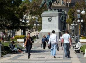 plaza paraná