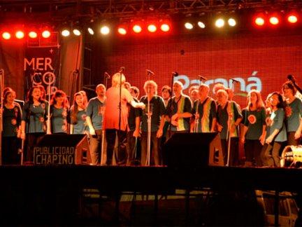 coro de la ciudad