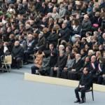 Homenaje en Francia