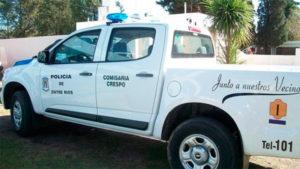 Policía Crespo