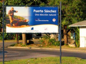 Puerto Sánchez