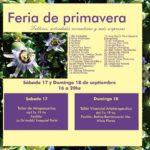Feria de Primavera 2016