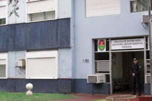 POLICIA DE ENTRE RIOS JEFATURA DEPARTAMENTAL DE FEDERAL