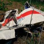 Murió Francisco Puntín, el piloto que cayó con su avioneta