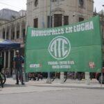 Paraná: Los municipales nucleados en ATE ratificaron paro y movilización